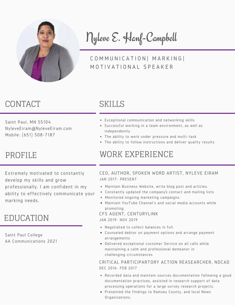 Nyleve Eiram Hanf-Campbell Resume (1)